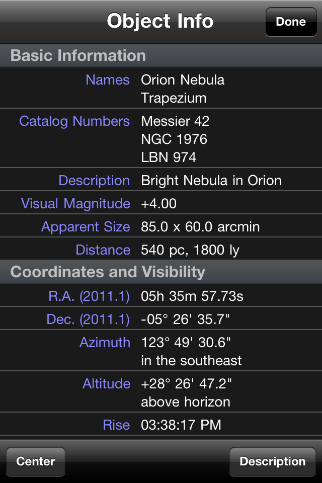 iPhone and iPod Touch Astronomy Apps (6/6)