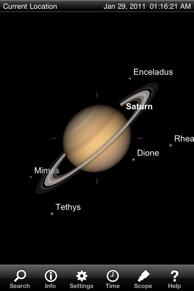 iPhone and iPod Touch Astronomy Apps (5/6)