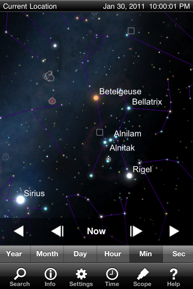 iPhone and iPod Touch Astronomy Apps January 31, 2011