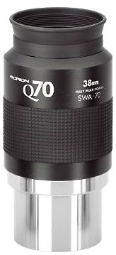 Scanning the Sky with the 38mm Orion Q70 (1/2)
