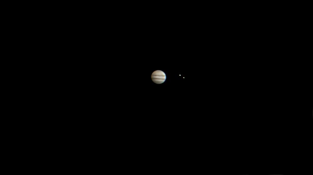Jupiter, Registax, 3-16-16
