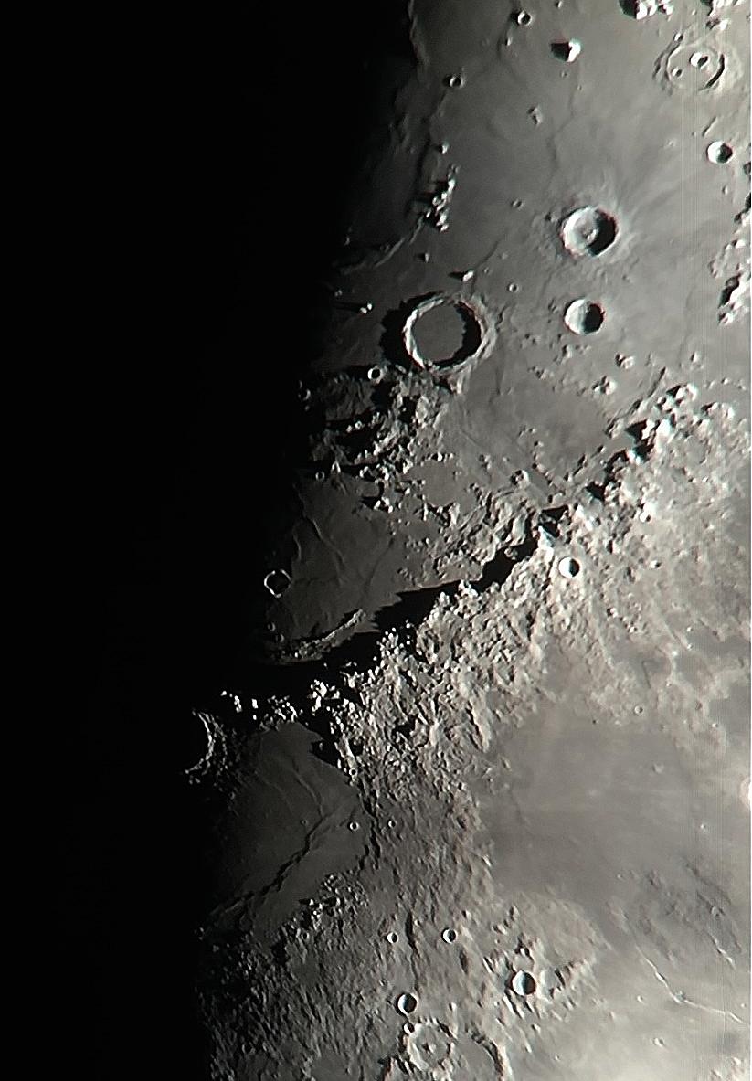 Montes Apeninus, Registax 3-16-16