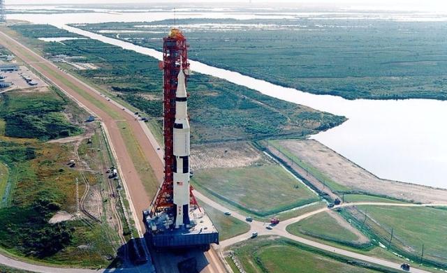 Apollo 8 Launch Pad