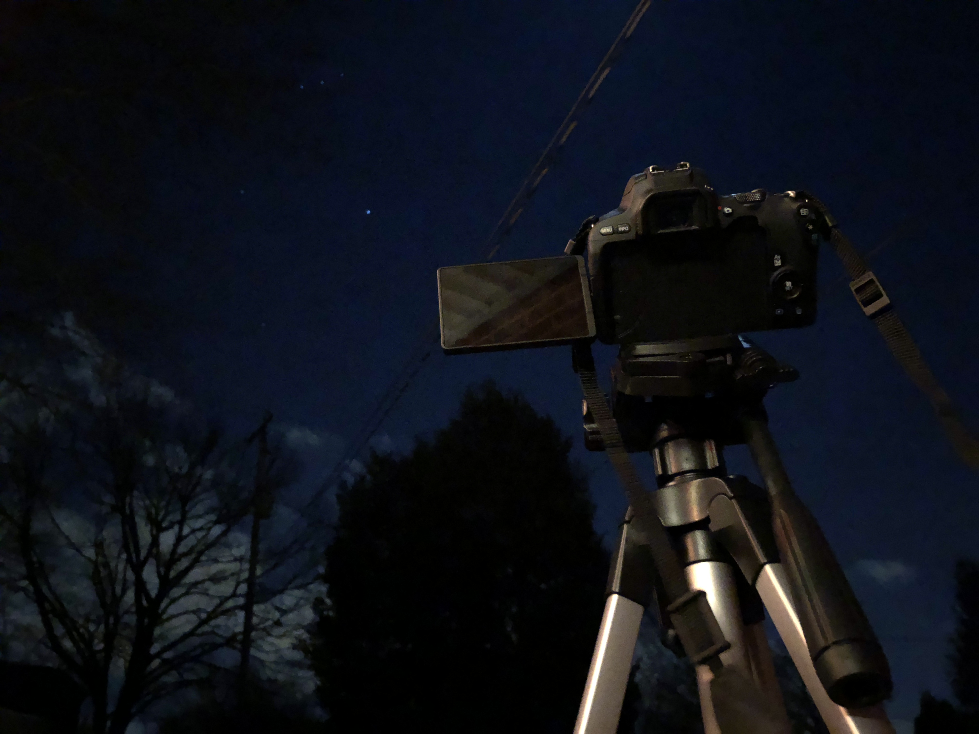 Getting Started in Astrophotography – Late Night Astronomy