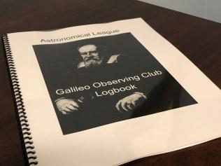 Galileo Logbook