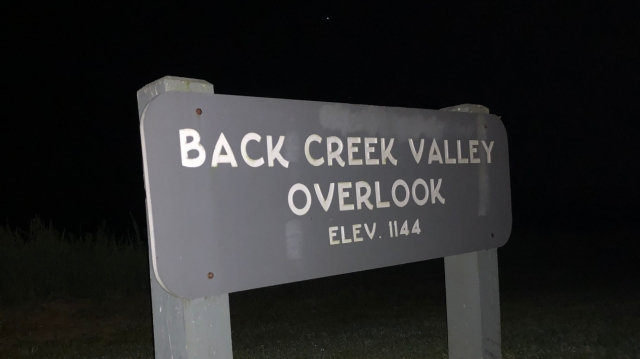 Back Creek Valley