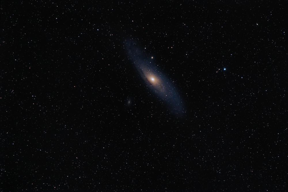Andromeda Full Frame